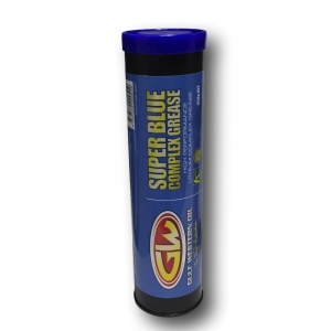 Gulf Western Super Blue Complex Grease 450g Cartridge