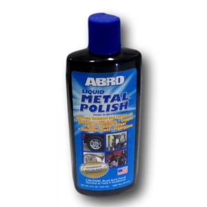 Abro Liquid Metal Polish 236ML
