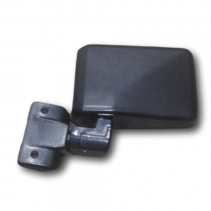 Passenger Side Mirror (Black)