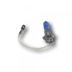 3 Headlight Globe 12V 55W (Blue)