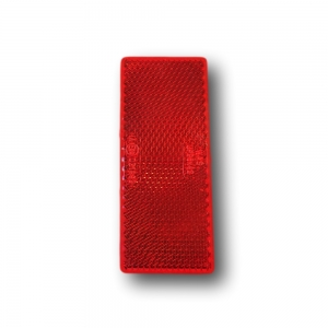 Self Adhesive Reflectors (Red)