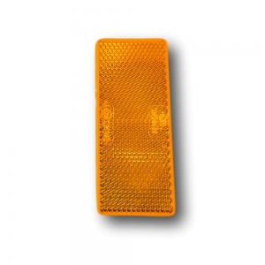 Self Adhesive Reflectors (Amber)