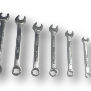 9 Piece Combination Spanner Set