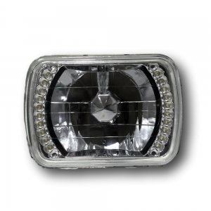 Racer LED Semi Sealed Beam