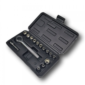 17 Piece Socket Set