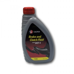 Caltex Brake & Clutch Fluid Dot 4 1L