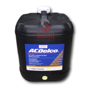 AC Delco DEX-COOL Extended Life (Red) Antifreeze/Coolant 20L