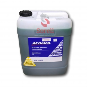 AC Delco All Seasons Green Coolant 20L