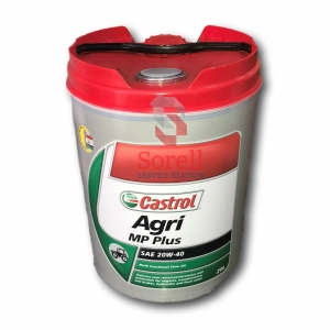 Castrol Agri MP Plus 20W40 20L