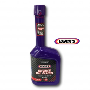 Wynns Engine Oil Flush
