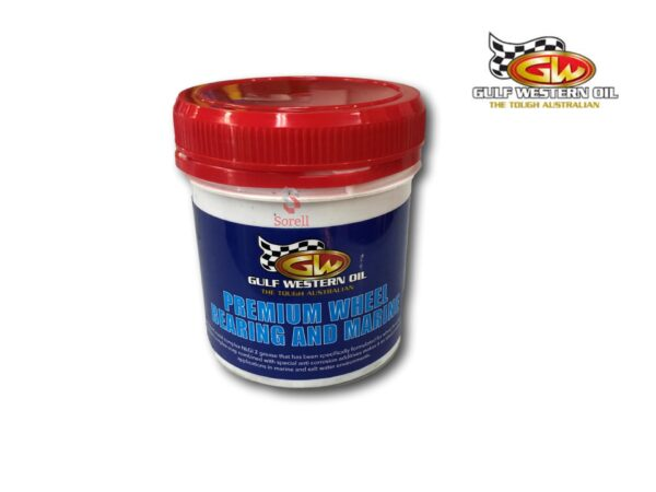 Gulf Western Marine & Premium Wheel Bearing Grease 500g